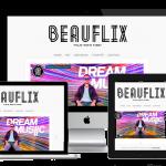 Beauflix - Responsive Web Design - The Chase Design