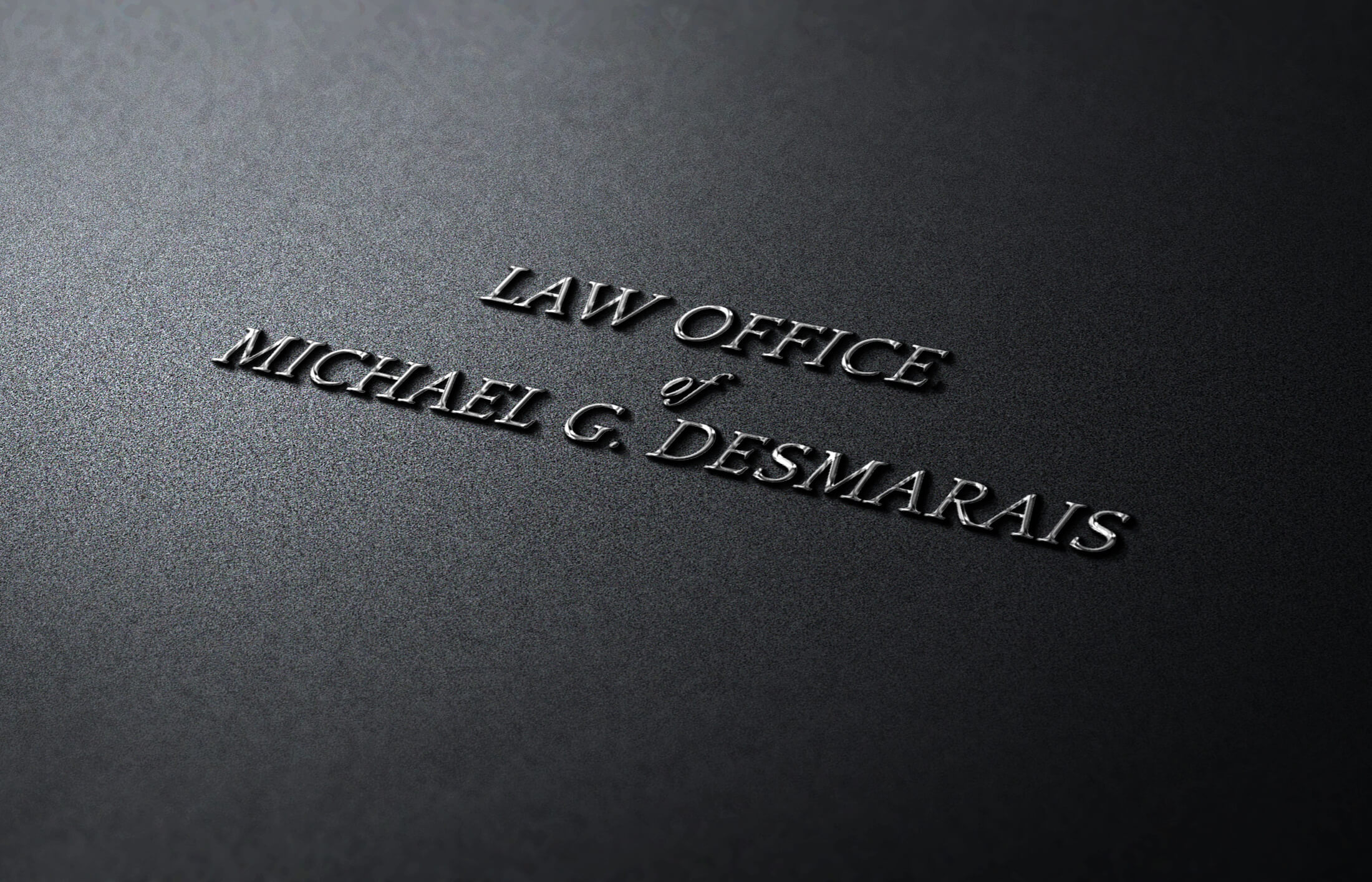 Law Office of Michael Desmarais - The Chase Design