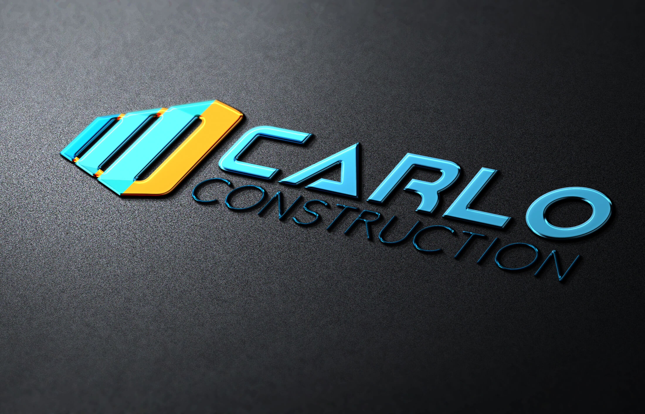 Carlo Construction Logo